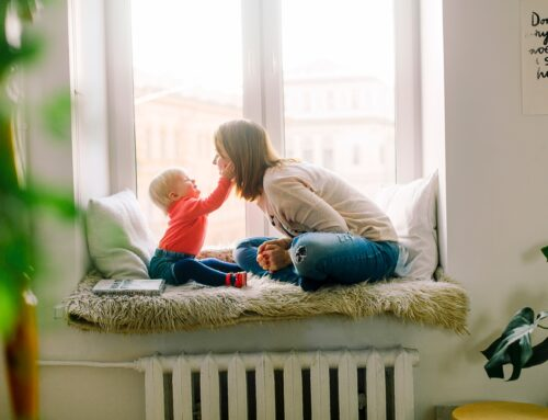 Starting Childcare and How to Help Your Child Cope with Separation Anxiety