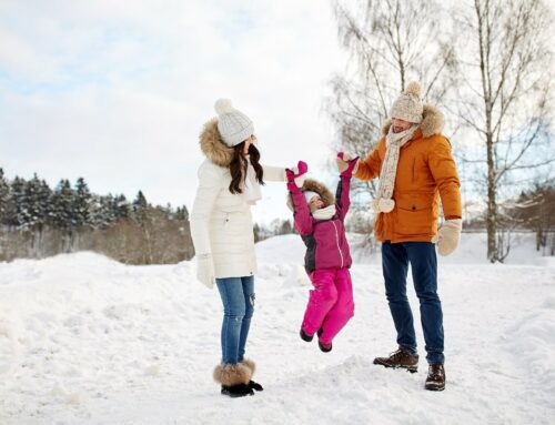 Wintertime Blues – Keeping your Kids Active During the Winter Months
