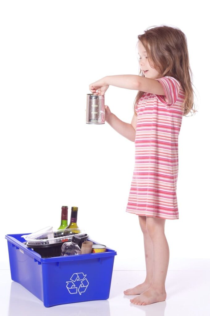 recycling tips for kids