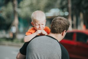 Tips for Stopping temper tantrums