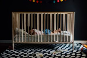 Crib safety tips from Summit Children's Center